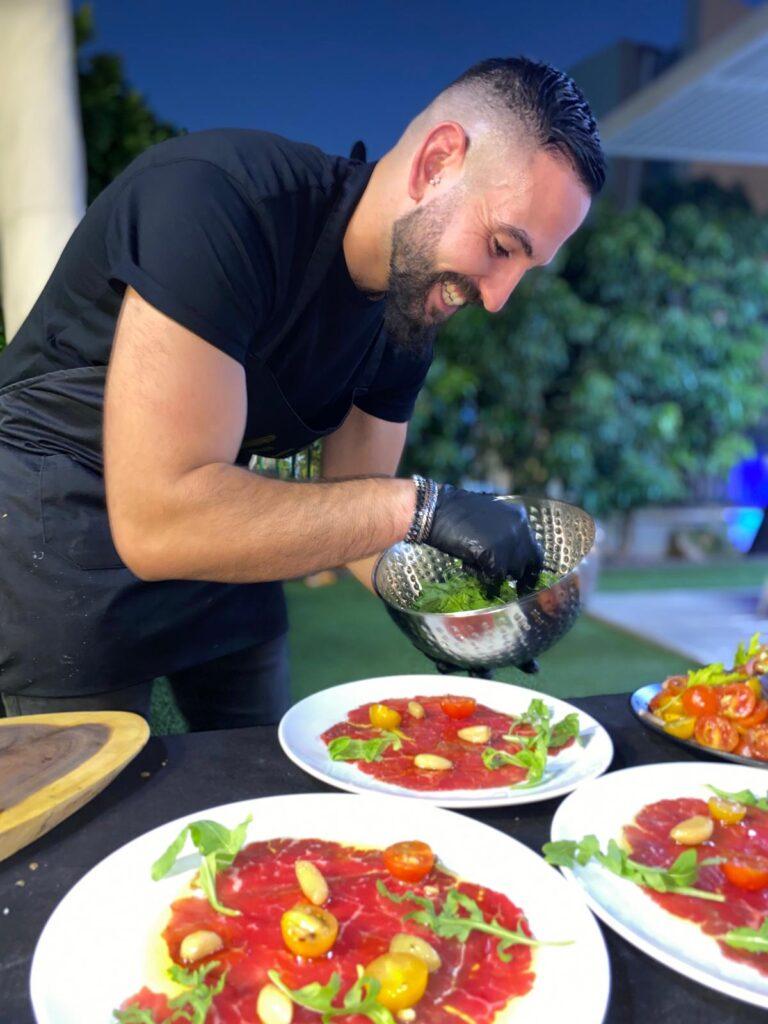שף פרטי למסיבת רווקות - השף ליאור אלמקייס