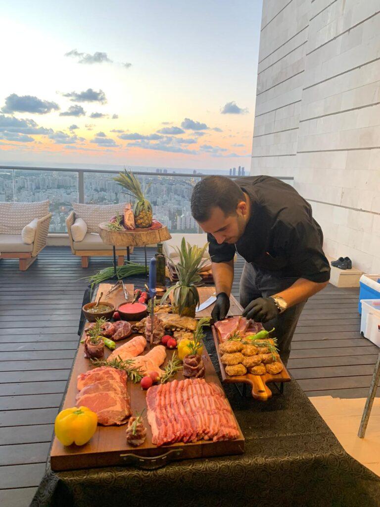 שפים מומלצים למסיבת רווקות - השף מוטי מנשה